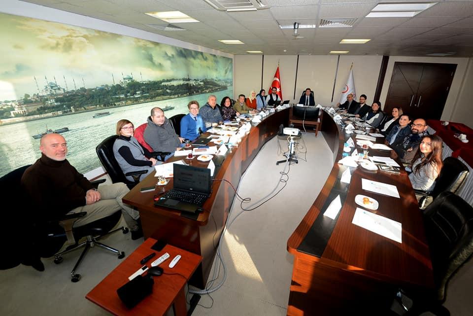 İstanbul Açılış Toplantısı Notları
