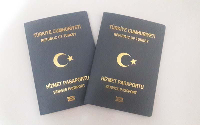 Hizmet Pasaportunu Nasıl Alabilirim?