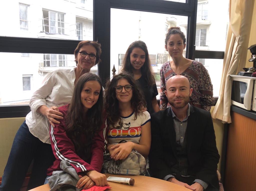 EFFE Projesi Paris İşbaşı Eğitimi